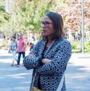 Françoise Ellien pour les Jeunes aidants JADE