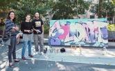 L'Oustal Mariposa et le Graffeur