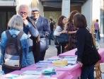 Journée Mondiale des Soins Palliatifs à Toulouse sur les stands