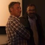 Stéphane Monin et Jean-Marc Fouillade, suppléant de Mme la Députée