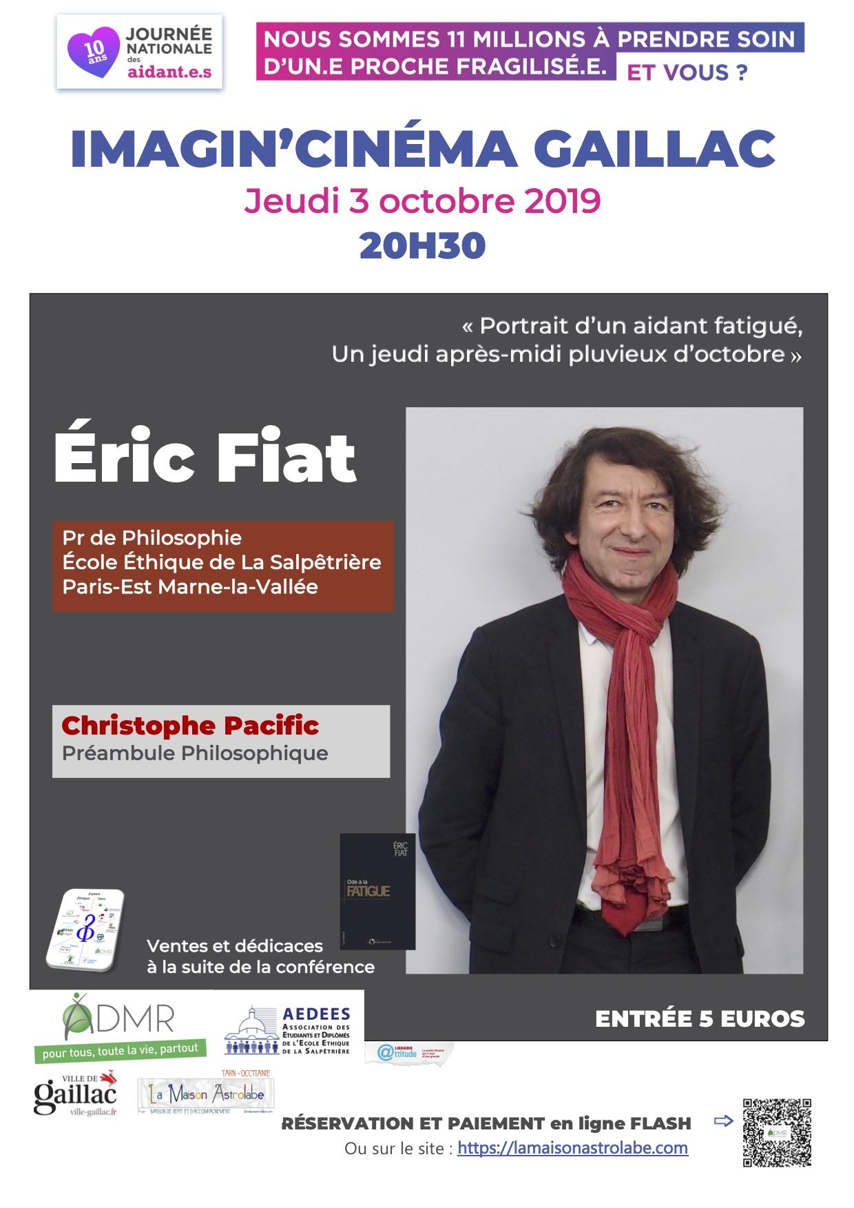 Éric Fiat JNA2019